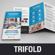 Education School Trifold Brochure v1 - GraphicRiver Item for Sale