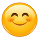 Smiling Emoticon with Smiling Eyes - GraphicRiver Item for Sale