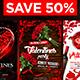 Valentines Flyers Bundle - GraphicRiver Item for Sale