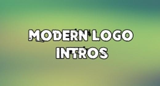 Modern Logo Intros