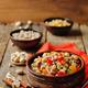 Moroccan chickpeas barley pistachio salad - PhotoDune Item for Sale