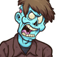 Angry Zombie - GraphicRiver Item for Sale
