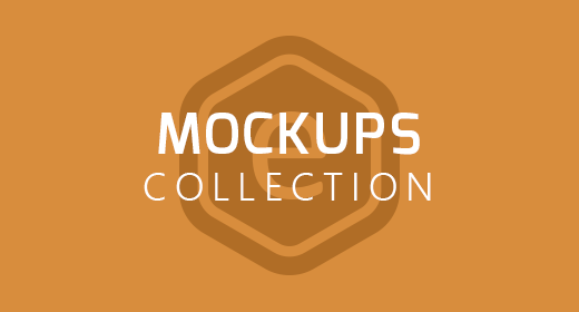 Mockups presentation