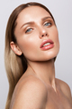 Beauty portrait of model with natural make-up - PhotoDune Item for Sale