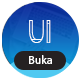 Buka - One Page Portfolio Joomla Template