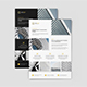 Flyer – Architect - GraphicRiver Item for Sale