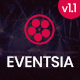 Eventsia - Event & Conference HTML Template - ThemeForest Item for Sale