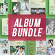 Wedding Album Bundle - GraphicRiver Item for Sale
