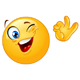 Winking Emoticon - GraphicRiver Item for Sale