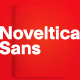 Noveltica Sans Pro Font Family (5 Weights) - GraphicRiver Item for Sale