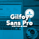 Gilfoy Sans Pro - GraphicRiver Item for Sale