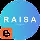 Raisa - An Elegant Responsive Blogger Theme - ThemeForest Item for Sale