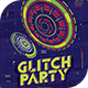 Glitch Party Flyer 2019 3 Template - GraphicRiver Item for Sale