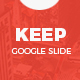 Keep Google Slide Presentation - GraphicRiver Item for Sale