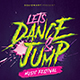 DJ Dance Flyer Template - GraphicRiver Item for Sale
