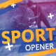 Grunge Sports Opener - VideoHive Item for Sale