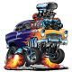 Classic Hot Rod - GraphicRiver Item for Sale