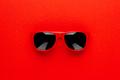 Studio Shot of Red Sunglasses - PhotoDune Item for Sale