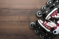 Roller Skates on Table - PhotoDune Item for Sale