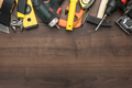 Construction Tools Background - PhotoDune Item for Sale