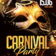 Carnival Party Flyer - GraphicRiver Item for Sale