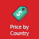 WooCommerce Price By Country Plugin