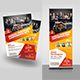 Conference Flyer with Rollup Banner Bundle - GraphicRiver Item for Sale