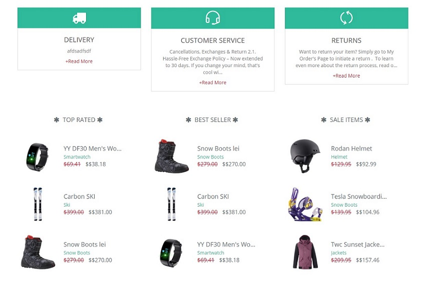 ShopIt - Laravel eCommerce Site with Paypal and Stripe authorize and  capture payments