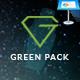 Green Pack Keynote Presentation Template