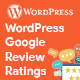 WordPress Google Reviews & Ratings - CodeCanyon Item for Sale