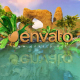 Tropical Elegant Logo - VideoHive Item for Sale