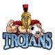 Trojan Spartan Soccer Football Sports Mascot - GraphicRiver Item for Sale