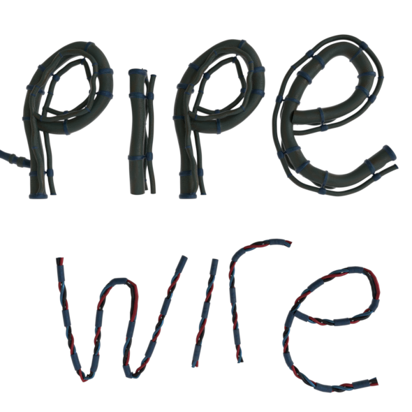 Cartoon Curves Pipes and Wires Pack - 3DOcean Item for Sale