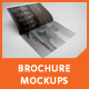 Brochure Mockups - GraphicRiver Item for Sale