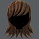 Hair 04 - 3DOcean Item for Sale
