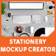 Hero Stationery Mockup Creator - GraphicRiver Item for Sale