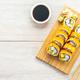 California maki rolls sushi - PhotoDune Item for Sale