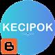 Kecipok - Responsive Magazine Blogger Theme - ThemeForest Item for Sale
