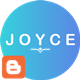 Joyce - Clean Responsive Blogger Theme - ThemeForest Item for Sale