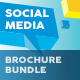 Social Media Company Print Bundle - GraphicRiver Item for Sale