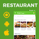 Food Ordering & Delivery Android App + iOS App Template | Cookfu (HTML+CSS files IONIC 3) - CodeCanyon Item for Sale