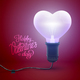 Light Valentines Poster - GraphicRiver Item for Sale
