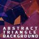 Abstract Triangle Background - VideoHive Item for Sale