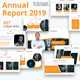 Annual Report 2019 Powerpoint Presentation Template - GraphicRiver Item for Sale