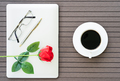 Coffee time with laptop and coffee cup-2 - PhotoDune Item for Sale
