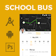 School Bus Tracking Android App Template (XML Code) - CodeCanyon Item for Sale