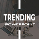 Trending Business PowerPoint - GraphicRiver Item for Sale