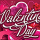 St Valentine Day Flyer - GraphicRiver Item for Sale