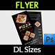 Pizza Restaurant Flyer  - DL Size Vol.2 - GraphicRiver Item for Sale