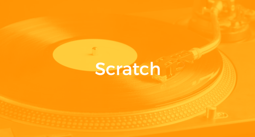 Scratch (Audio Idents)